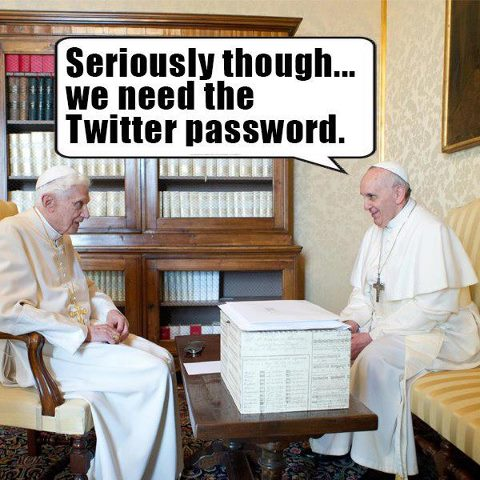Pope Francis meme2