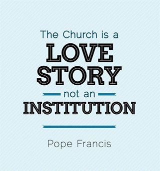 church as a love story