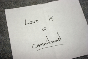 love commitment